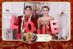 Photo Booth Pernikahan Jogja