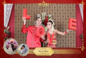 Photo Booth Wedding Jogja